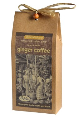 Ginger coffee 5x30g