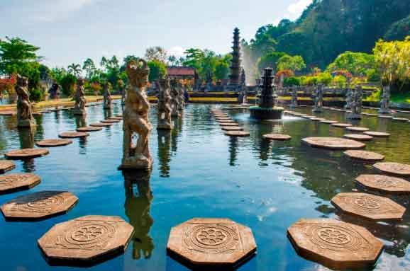 Tirta Gangga Bali