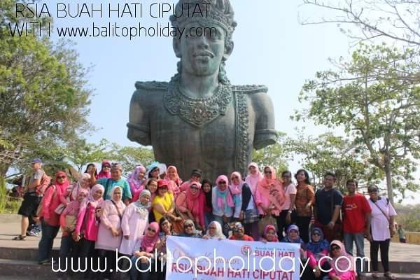tour rombongan group ke bali
