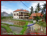 FOR SALE Beautiful 350 m2 LAND IN Ubud Tegalalang TJUB476
