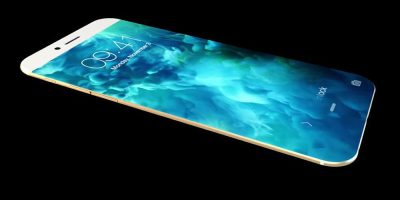 iPhone 8 OLED koncept