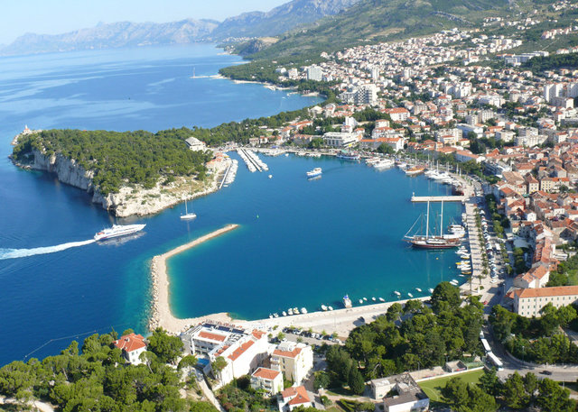 Makarska In Croatia Amazing City For Visit And Enjoy In