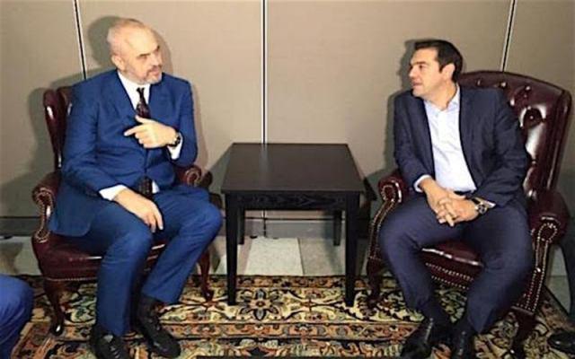 Rama-Tsipras