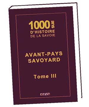 Livre Mémoire des communes de l'Avant-Pays savoyard ballad et vous