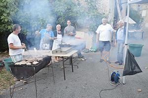 Saint Champ barbecue ballad et vous