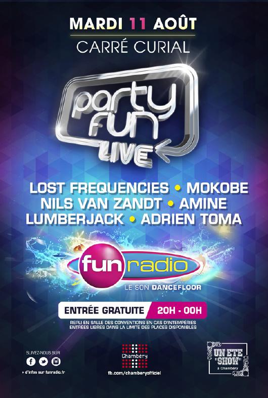 party fun live chambéry ballad et vous