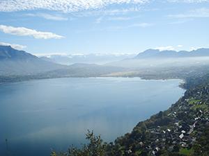Lac du Bourget ballad et vous
