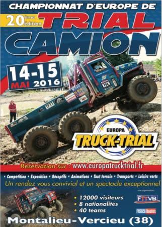 Europa Truck Trial 14 et 15 mai ballad et vous