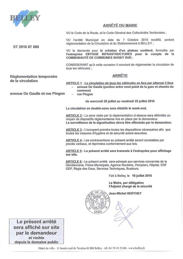 Chantier av De Gaulle pertubations de circulation ballad et vous-1