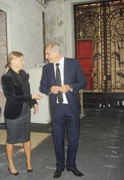 Eléna et Victor Asensio