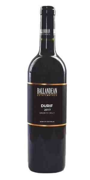 Ballandean Estate Durif 2017 Bottle of Wine