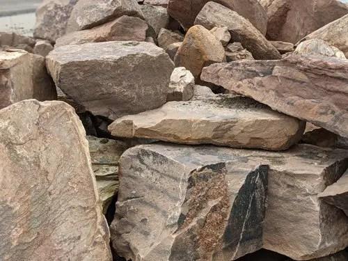 Mudstone Walling Rock