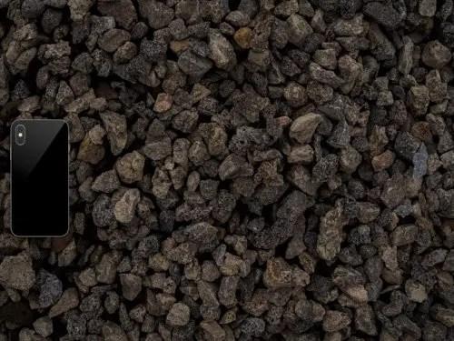 Black Scoria product image