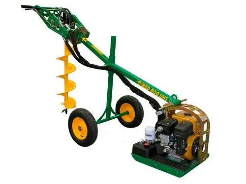 HYDRAULIC POST HOLE DIGGER (with trailer).jog