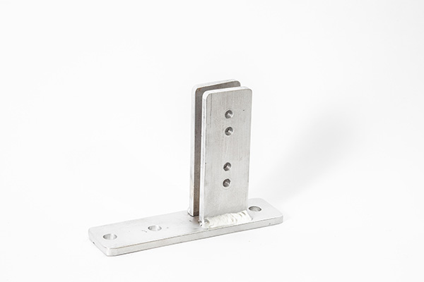 EZ Gate Aluminum Pulley Bracket