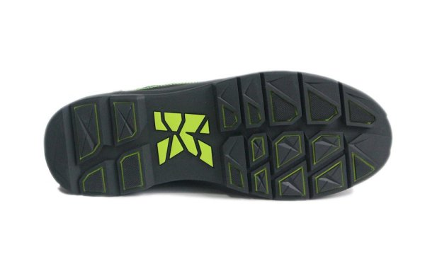 Kujo Footwear - Womens - Black and Green