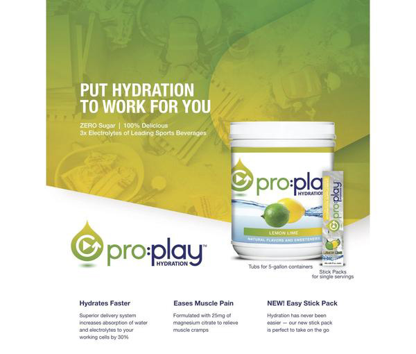 ProPlay - Hydration Health