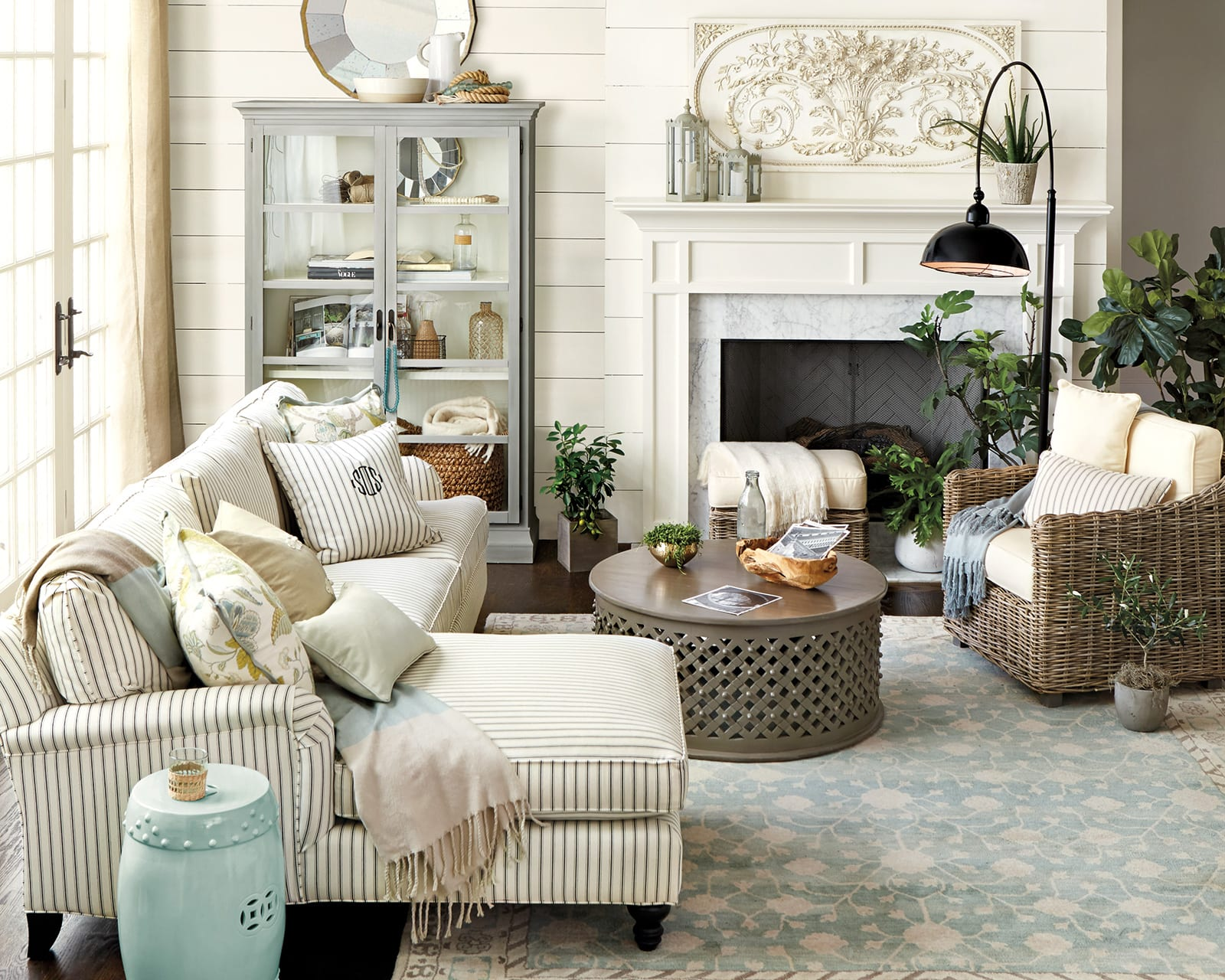 match a coffee table to your sectional