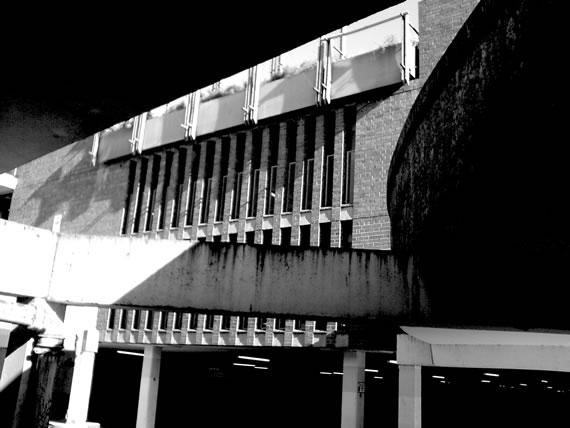 Ballardian: Architectures of Control