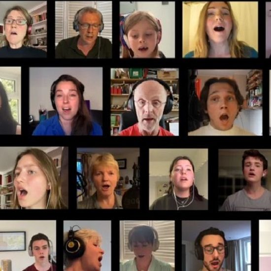 ballard@home – our School's community forms a virtual choir to stay connected with each other