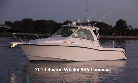 Used Boston Whaler Boats For Sale In San Diego Ballast