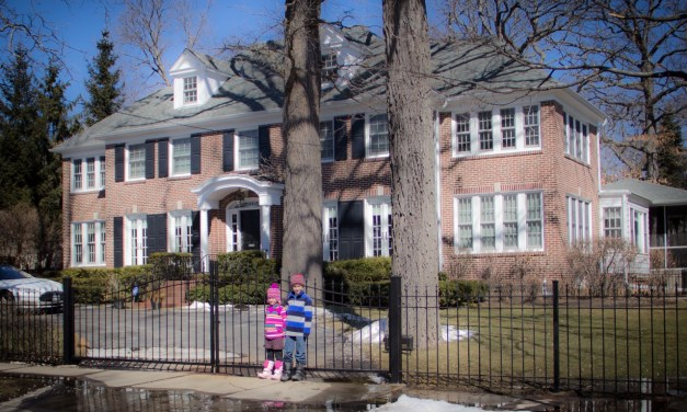'Home Alone' in Winnetka