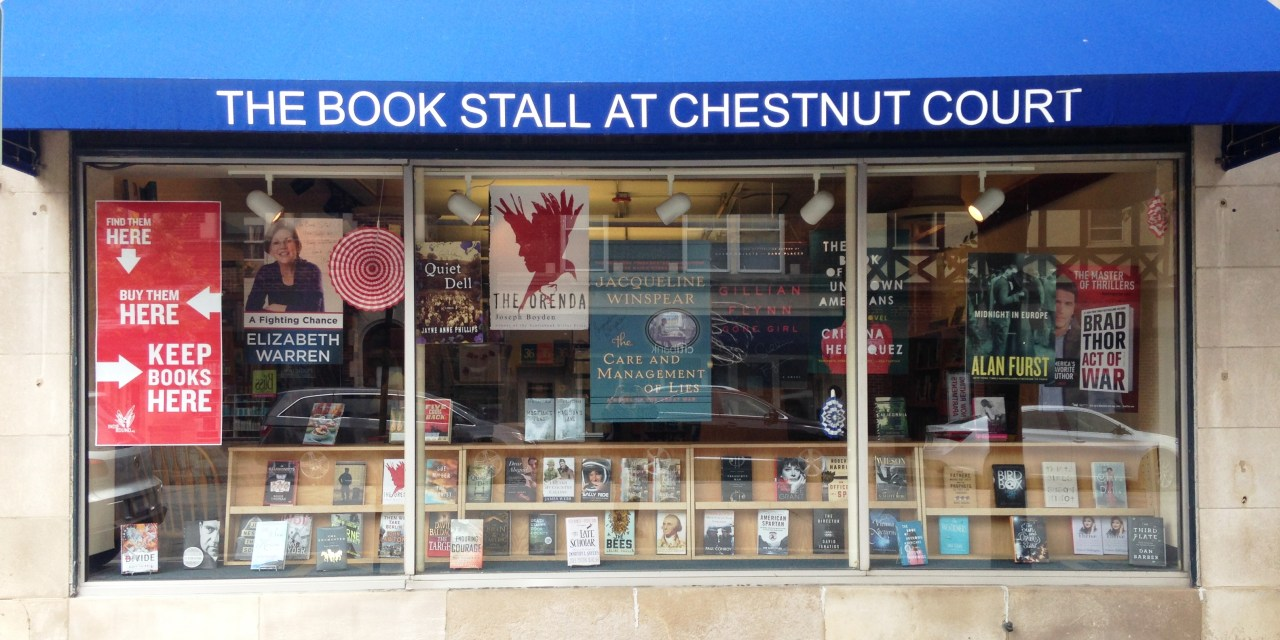 The Book Stall – A Place Not to be Missed
