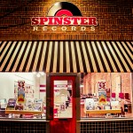 Here it is... Spinster Records. A small, wonderful record store in Oak Cliff.