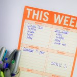 This is a typical week in my house and how I plan for meals!