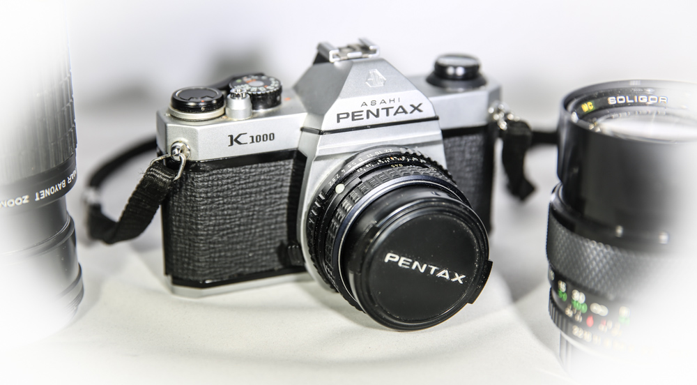 "My ""New"" Pentax K1000…An eBay Adventure"
