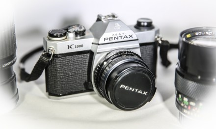 "My ""New"" Pentax K1000…An eBay Adventure"