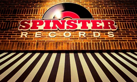 Kickin' It Old School at Spinster Records