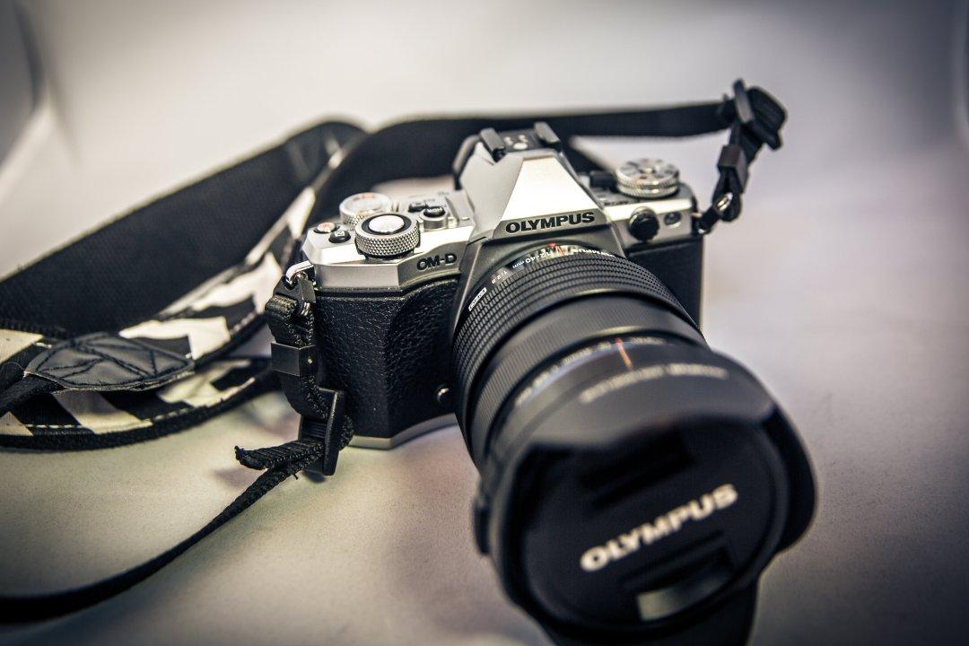 Olympus OM-D E-M5 II Camera