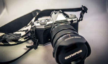"My Favorite ""Purse Camera"" – – The Small & Perfectly Compact Olympus OM-D E-M5 II"