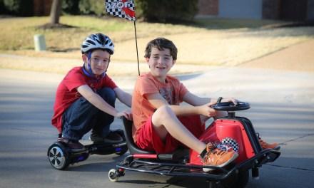 The Razor Crazy Cart: Raising a New Generation of Drifting Devotees