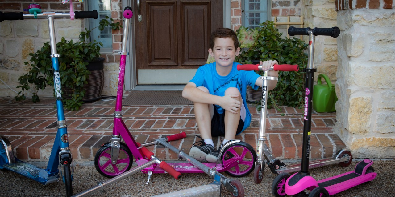 The Top 5 Scooters for 2016 – For Kids and Adults