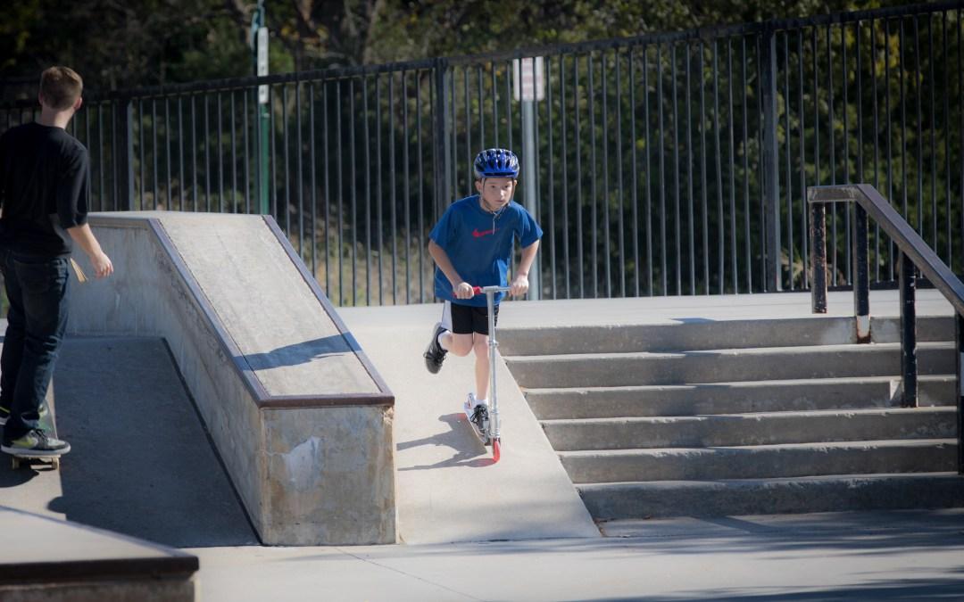 The Edge Skate Park in Allen – A Hidden Gem