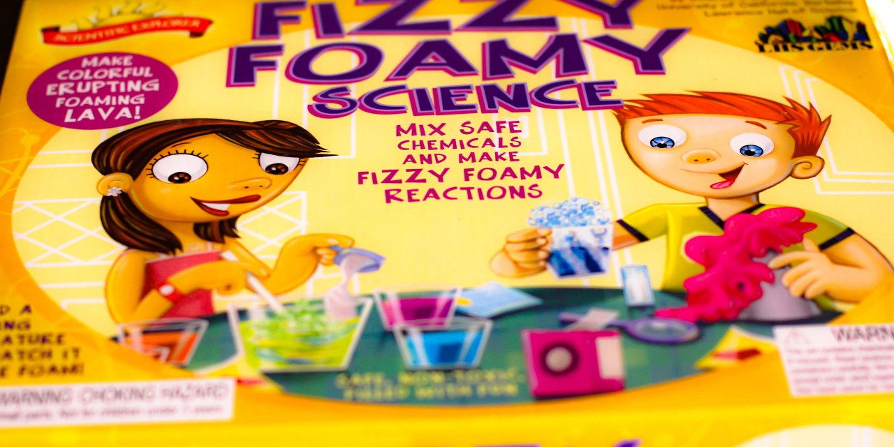 Kitchen Science Fun for My Little Scientist in the Making