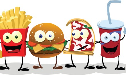 Time to Shake Things Up a Bit…Confessions of a Fast Food Junkie