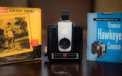 The Kodak Brownie Hawkeye…Another Adventure with Film