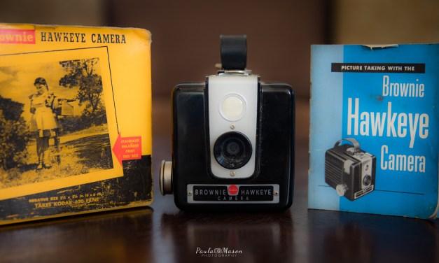 The Kodak Brownie Hawkeye…Another Adventure with Film