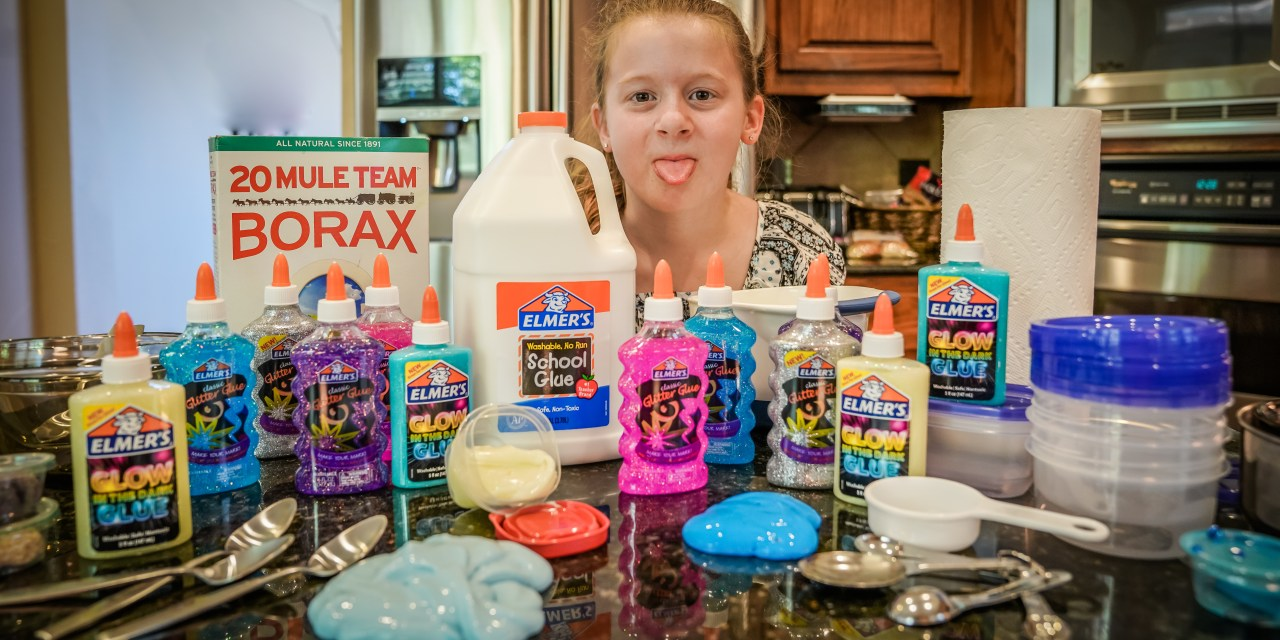 Making Slime Has Taken Over Our Lives…