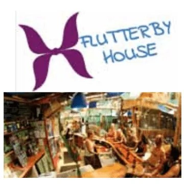Flutterby House, Uvita Restaurants, Vegetarian Food