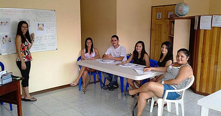Costatika Language School 1