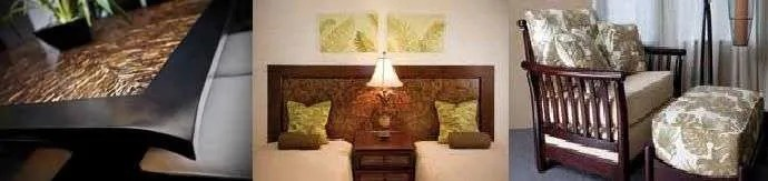 The Secret of our Great Costa Rican Furniture! Royal Palm. - Uvita, Bahia Ballena