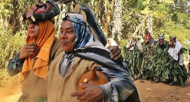 Cultura Indígena Boruca