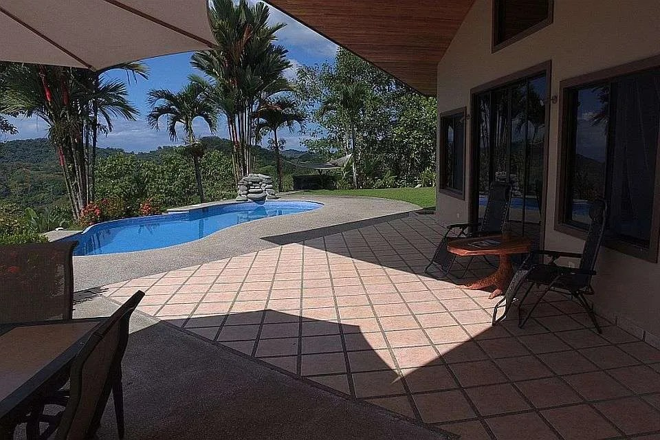 Ocean view Costa Rica home in Tres Rios won't last long!