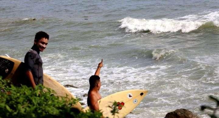 Surf en Costa Ballena Pacifico Sur Costa Rica