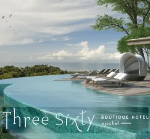 Three Sixty Boutique Hotel, luxury villas, Ojochal, Costa Rica