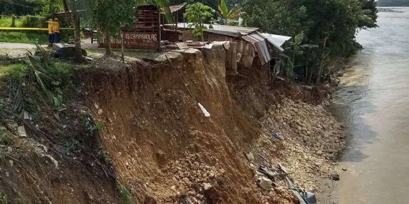 Costa Rica, Storm Nate. donate and help victims